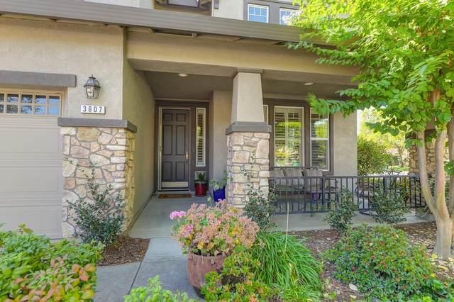3807 Archetto Drive, El Dorado Hills, CA 95762 (MLS #221123030) :: ERA CARLILE Realty Group