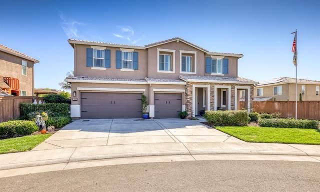 125 Ice House Court, Roseville, CA 95747 (MLS #221127638) :: Keller Williams Realty