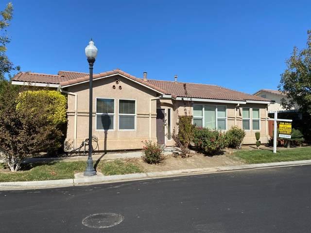 2922 Las Flores Circle, Los Banos, CA 93635 (MLS #221132124) :: Keller Williams Realty