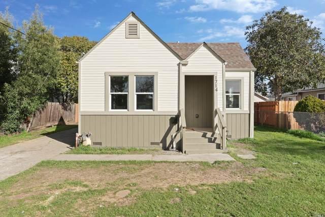 1714 Louisiana Street, Vallejo, CA 94590 (MLS #321006418) :: Live Play Real Estate   Sacramento