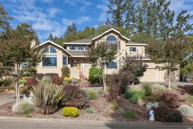 2743 Treetops Way, Santa Rosa, CA 95404 (MLS #321014188) :: eXp Realty of California Inc
