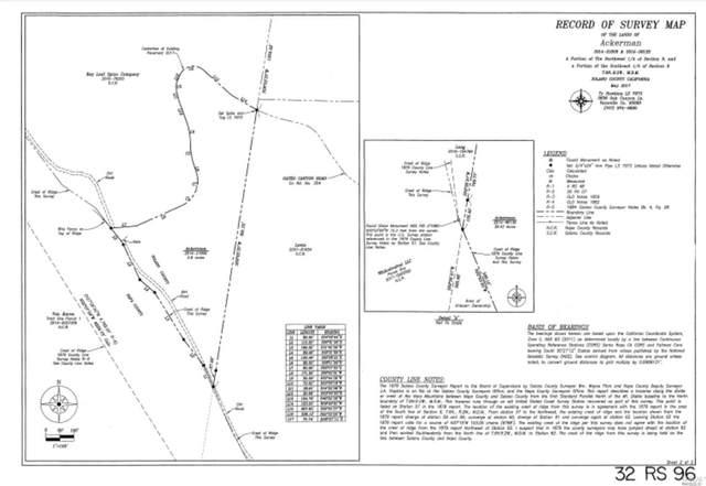 0 Gates Canyon Rd, Vacaville, CA 95688 (MLS #321014638) :: Keller Williams - The Rachel Adams Lee Group
