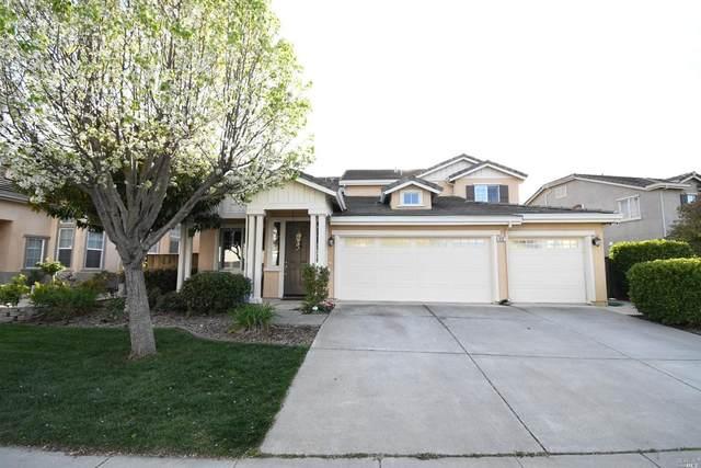 413 Dawson Creek Drive, Fairfield, CA 94534 (MLS #321014757) :: The MacDonald Group at PMZ Real Estate