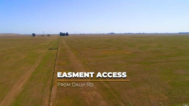 0 Off Of Dally Rd, Vacaville, CA 95687 (MLS #321026973) :: Live Play Real Estate | Sacramento