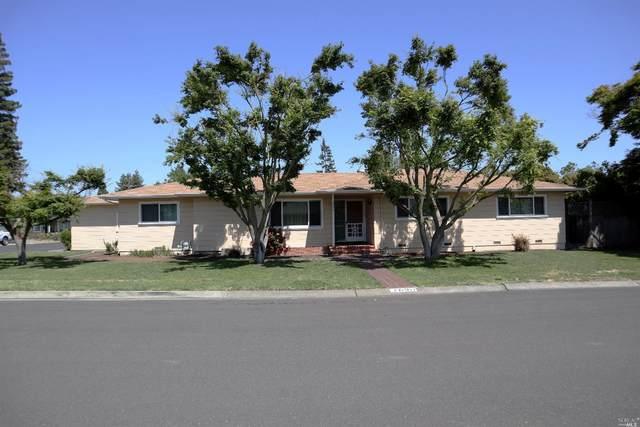 2690 Emerson Street, Napa, CA 94558 (MLS #321041276) :: Heather Barrios