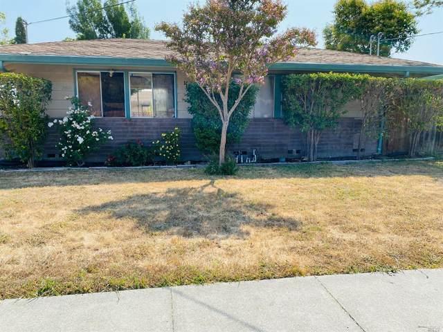 260 Collier Boulevard, Napa, CA 94558 (MLS #321049760) :: Keller Williams Realty