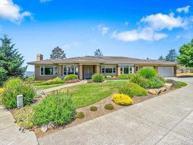 3752 Fox Hill Place, Santa Rosa, CA 95404 (MLS #321051599) :: The Merlino Home Team