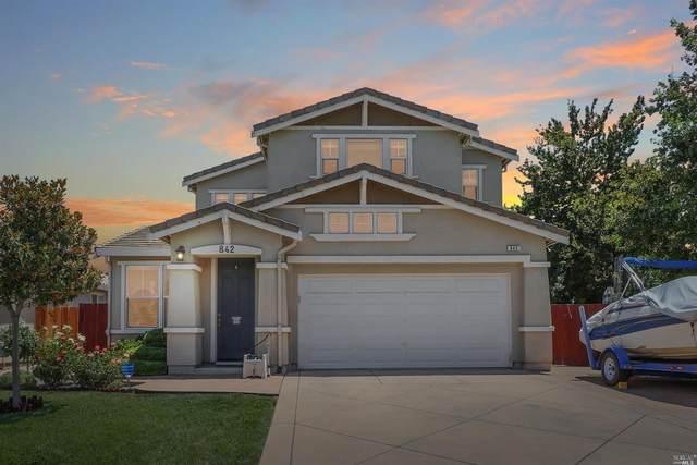 842 Windsor, Vacaville, CA 95688 (MLS #321059641) :: Heidi Phong Real Estate Team
