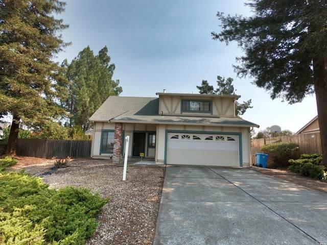254 Clydesdale Drive, Vallejo, CA 94591 (MLS #321095164) :: DC & Associates