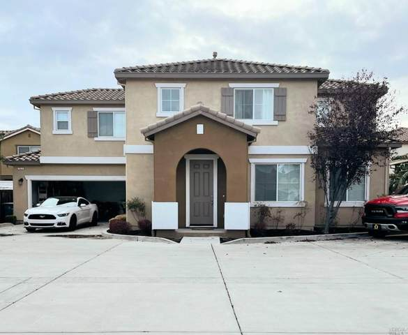 722 Del Mar Circle, Vacaville, CA 95688 (MLS #321099740) :: Heather Barrios