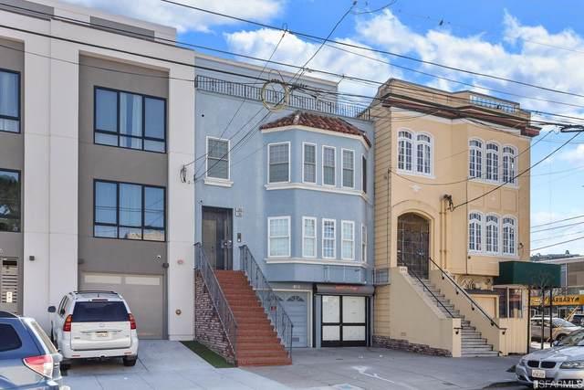 1290 23rd Avenue, San Francisco, CA 94122 (MLS #421532477) :: eXp Realty of California Inc