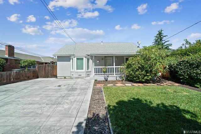 947 5th Avenue, Redwood City, CA 94063 (MLS #421566130) :: Live Play Real Estate | Sacramento