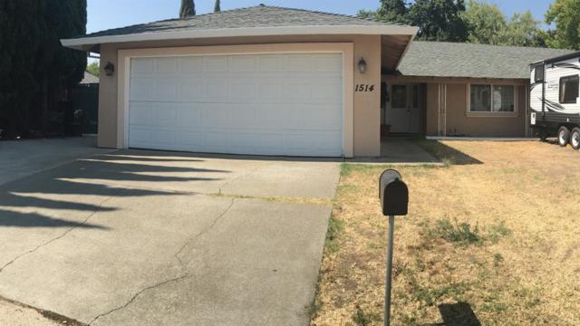 1514 Crestmont Ave, Roseville, CA 95661 (MLS #17053558) :: Brandon Real Estate Group, Inc