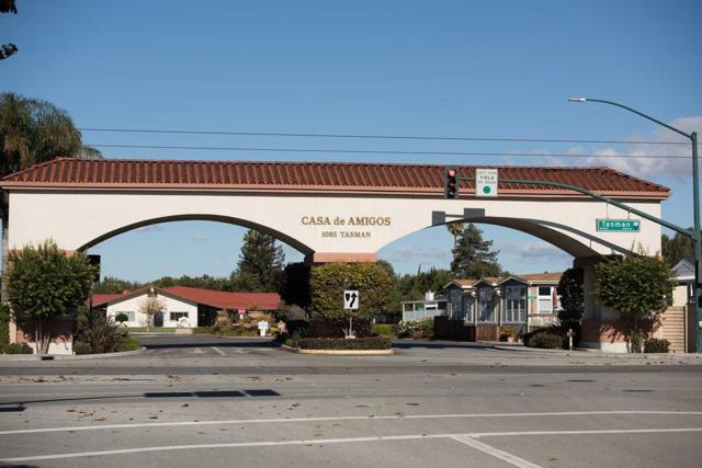 1085 Tasman Drive #382, Sunnyvale, CA 94089 (MLS #17073690) :: Keller Williams - Rachel Adams Group