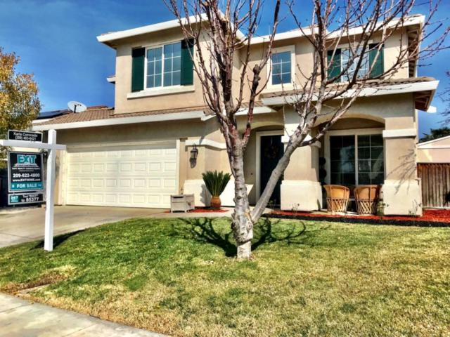 1558 Michael Drive, Tracy, CA 95377 (MLS #18009636) :: The Del Real Group