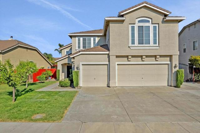 1073 Brook View Lane, Manteca, CA 95337 (MLS #18056957) :: The Del Real Group