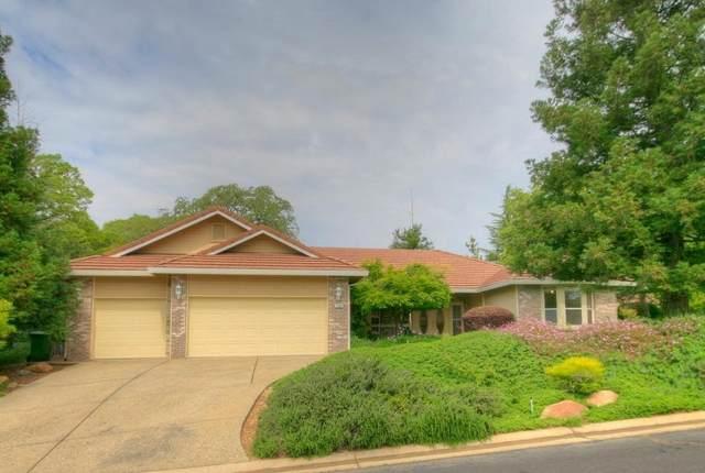 15006 Fuente De Paz, Rancho Murieta, CA 95683 (MLS #20022238) :: REMAX Executive