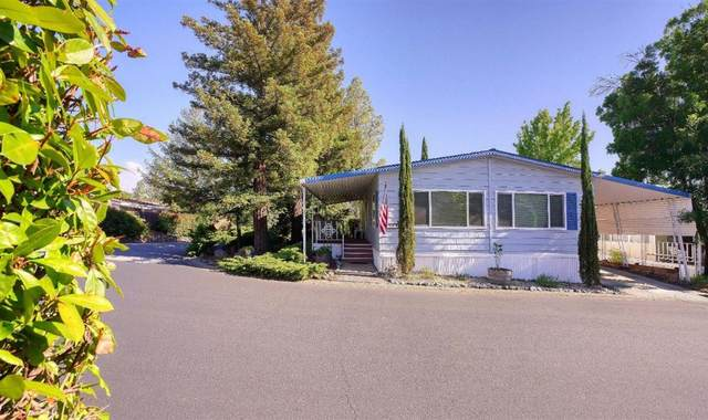 12368 Pepperwood Court #181, Auburn, CA 95603 (MLS #20031944) :: Keller Williams Realty