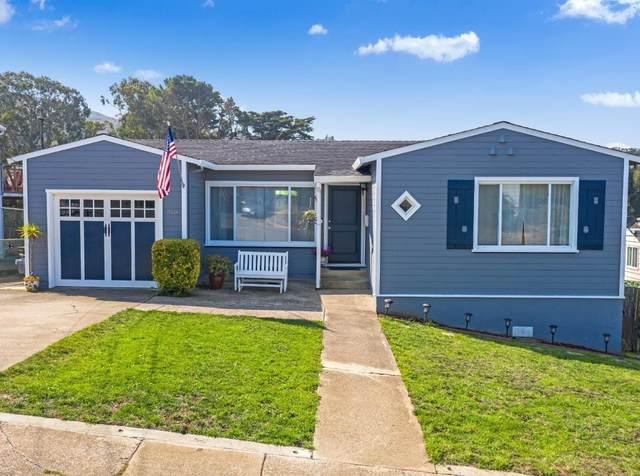 316 Avalon Drive, Pacifica, CA 94044 (MLS #20054173) :: REMAX Executive