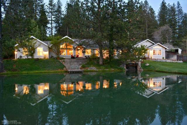 11545 Polaris Drive, Grass Valley, CA 95959 (MLS #20058217) :: The Merlino Home Team