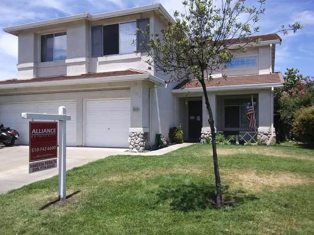 3649 Oak Shores Drive, Stockton, CA 95209 (MLS #221048547) :: Heather Barrios