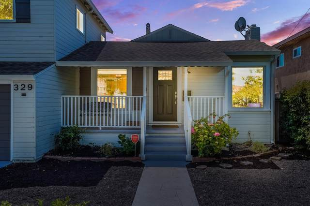 329 Best Avenue, San Leandro, CA 94577 (#221060273) :: Rapisarda Real Estate