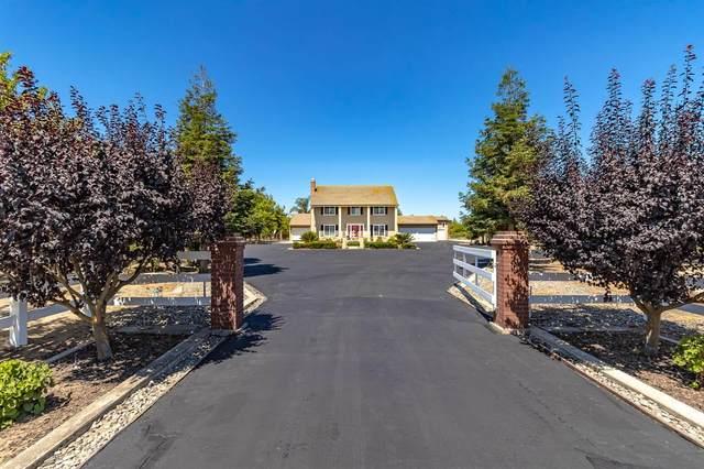 4543 Walnut Road, Hughson, CA 95326 (MLS #221065400) :: Heather Barrios