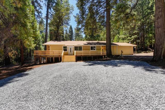 6180 Old Mill Road, Foresthill, CA 95631 (MLS #221080760) :: DC & Associates