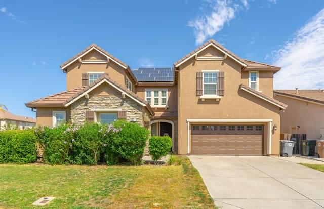 5601 Claudied Way, Elk Grove, CA 95757 (MLS #221112752) :: Keller Williams - The Rachel Adams Lee Group