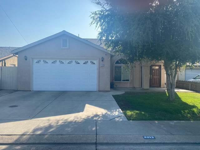 2212 3rd Street, Hughson, CA 95326 (MLS #221119495) :: Heather Barrios