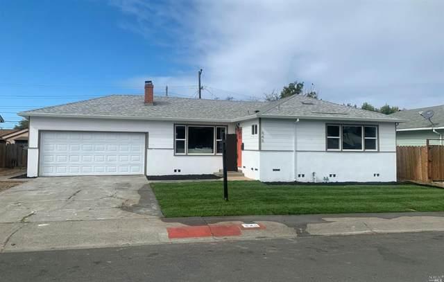 845 Rosewood Avenue, Vallejo, CA 94591 (MLS #321088132) :: DC & Associates