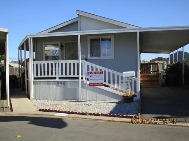 2505 Jackson Avenue #143, Escalon, CA 95320 (MLS #221042127) :: 3 Step Realty Group