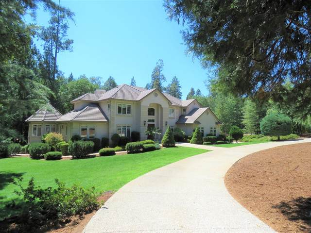 11176 Weatherly Place, Grass Valley, CA 95945 (MLS #221079675) :: DC & Associates