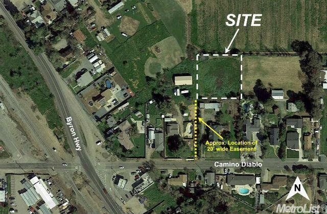 0 Camino Diablo, Byron, CA 94514 (MLS #17034714) :: Keller Williams - Rachel Adams Group