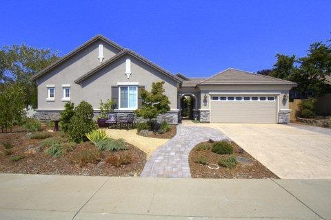 3309 Halverson Way, Roseville, CA 95661 (MLS #17052035) :: Brandon Real Estate Group, Inc