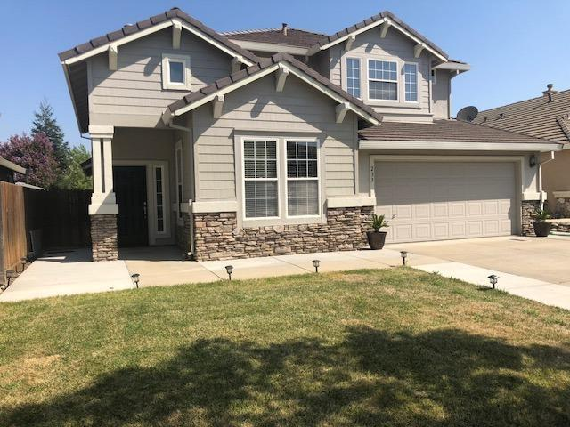 233 Morgan Way, Roseville, CA 95678 (MLS #18061132) :: Keller Williams - Rachel Adams Group