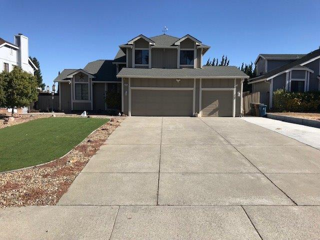 3905 Eagleridge Drive, Antioch, CA 94509 (MLS #18076619) :: The MacDonald Group at PMZ Real Estate