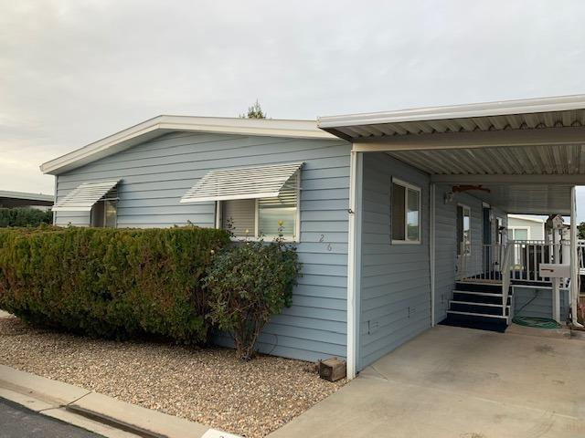 604 Pringle Avenue #26, Galt, CA 95632 (MLS #19003771) :: The MacDonald Group at PMZ Real Estate