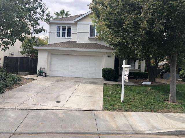 2489 Almanor Drive, Tracy, CA 95304 (MLS #19035782) :: The Del Real Group