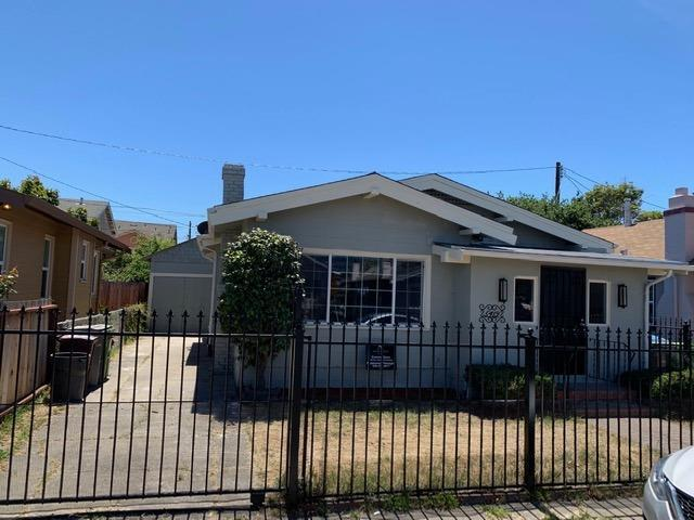 5419 Wadean Pl, Oakland, CA 94601 (MLS #19042758) :: The MacDonald Group at PMZ Real Estate