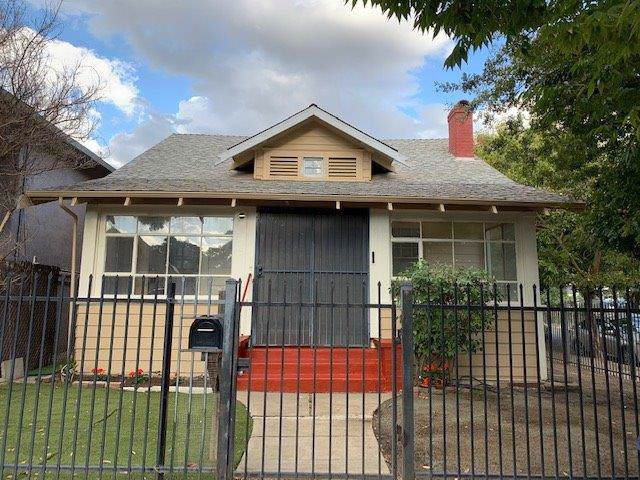1044 S San Joaquin Street, Stockton, CA 95206 (MLS #19066652) :: Keller Williams - Rachel Adams Group