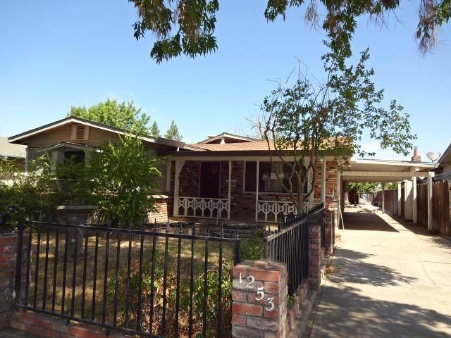 1253 W 11th Street, Merced, CA 95341 (MLS #19069541) :: Dominic Brandon and Team
