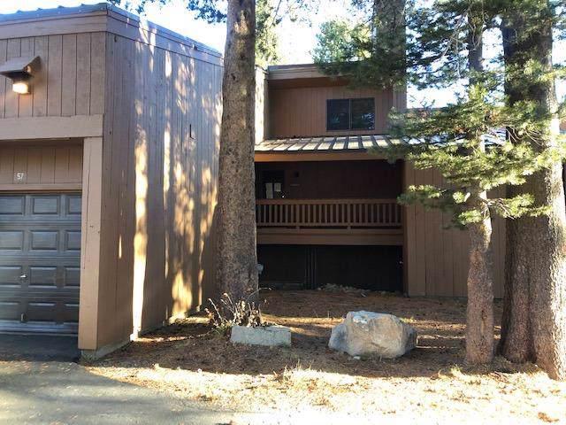 100 Creekside Dr. #57, Bear Valley, CA 95223 (MLS #19075285) :: Keller Williams - Rachel Adams Group