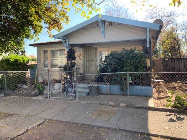 418 E 2nd Street, Stockton, CA 95206 (MLS #19078386) :: eXp Realty - Tom Daves