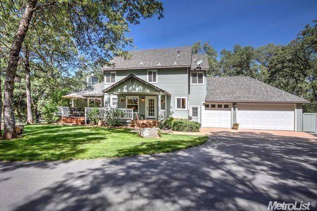 9181 Riverwood Drive, Placerville, CA 95667 (MLS #20002401) :: The MacDonald Group at PMZ Real Estate