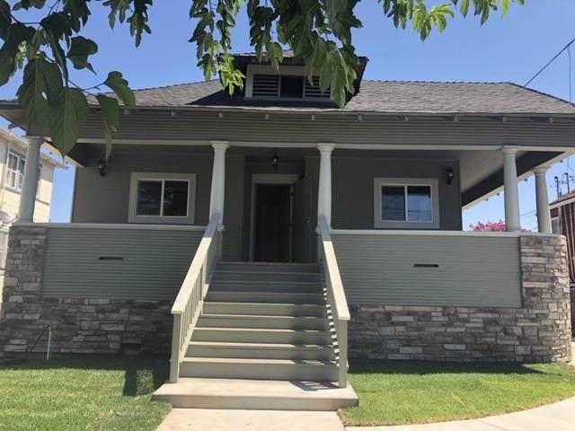 630 N Pilgrim Street, Stockton, CA 95205 (MLS #20002992) :: Keller Williams - Rachel Adams Group