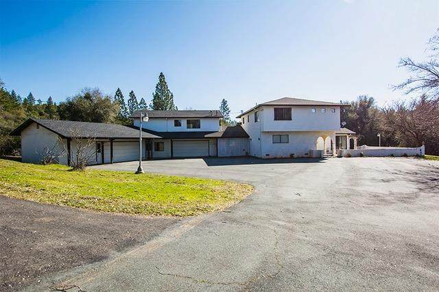 13901 Shake Ridge Road, Sutter Creek, CA 95685 (MLS #20009454) :: The Merlino Home Team