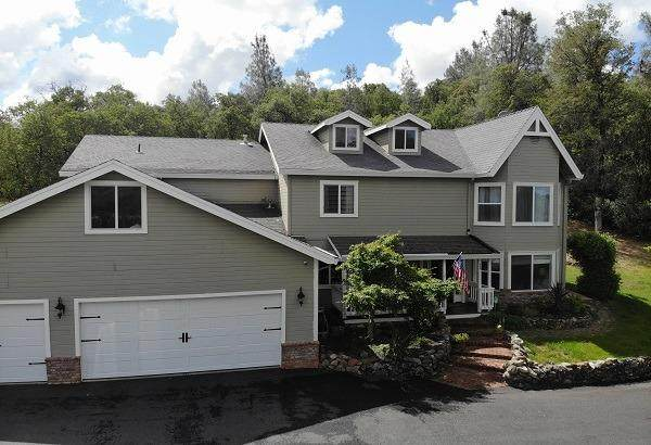 11685 Lime Kiln Road, Grass Valley, CA 95949 (MLS #20029272) :: REMAX Executive