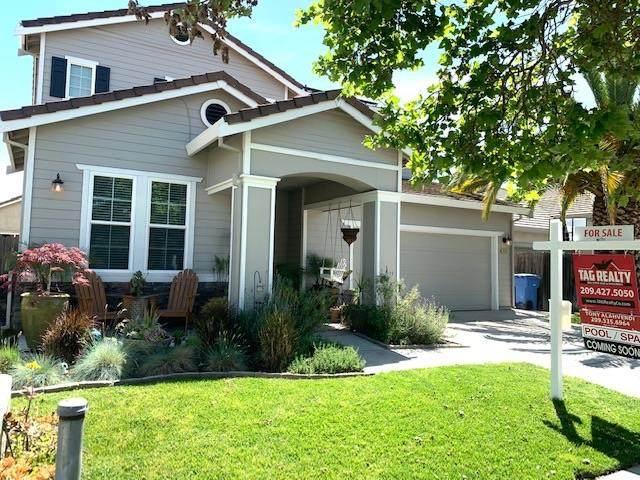 4342 Pasadera, Turlock, CA 95382 (MLS #20031320) :: The MacDonald Group at PMZ Real Estate