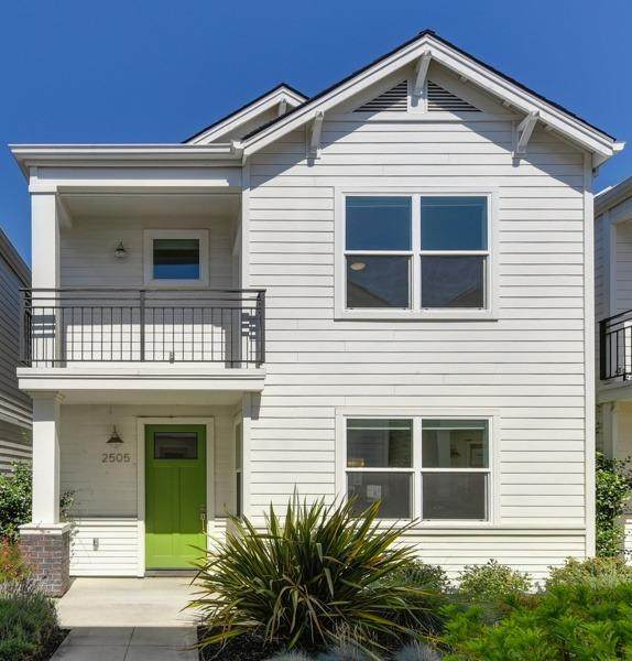 2505 Rice Alley, Sacramento, CA 95816 (MLS #20036412) :: Heidi Phong Real Estate Team
